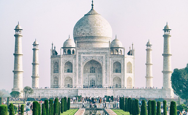Doing Business in India - Taj Mahal